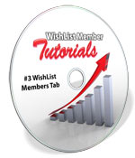 WishList Members Tab