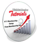 WishList Free Membership Site